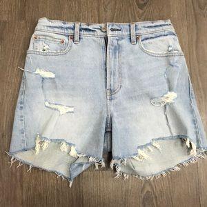 Women's jean shorts!